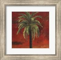 La Palma on Red III Fine-Art Print