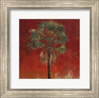 La Palma on Red IV Fine-Art Print