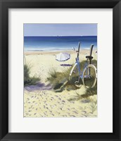 The Blue Bicycle Fine-Art Print