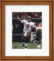 Josh Freeman 2010 Action Fine-Art Print