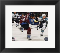 Chris Stewart 2010-11 Action Fine-Art Print