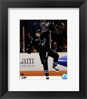 Dany Heatley 2010-11 Action Fine-Art Print