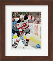 Brian Rolston 2010-11 Action On The Ice Fine-Art Print
