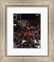 Michael Jordan 1987 Slam Dunk Contest Fine-Art Print