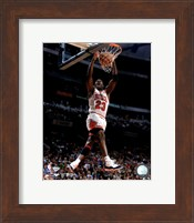 Michael Jordan 1996 Action Fine-Art Print