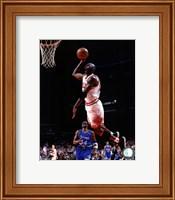 Michael Jordan 1994-95 in Action Fine-Art Print