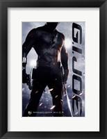 G.I. Joe: Rise of Cobra - man in the shadows Wall Poster