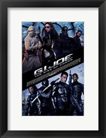 G.I. Joe: Rise of Cobra Wall Poster