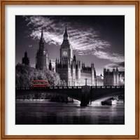 London Bus IV Fine-Art Print