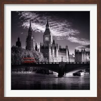 London Bus IV Fine-Art Print