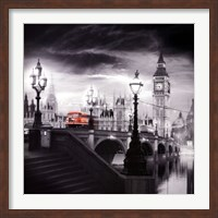 London Bus III Fine-Art Print