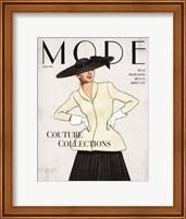 Mode Fine-Art Print