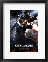 G.I. Joe: Rise of Cobra - shooting Wall Poster