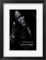 G.I. Joe: Rise of Cobra - Baroness Wall Poster