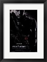 G.I. Joe: Rise of Cobra - Duke Wall Poster
