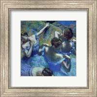 Blue Dancers, c.1899 Fine-Art Print