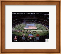 Ohio State Buckeyes Allstate Sugar Bowl Champions with Overlay Fine-Art Print