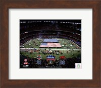 Ohio State Buckeyes Allstate Sugar Bowl Champions with Overlay Fine-Art Print