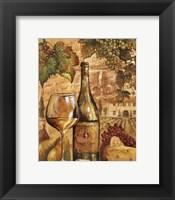 Wine Collage II - mini Fine-Art Print