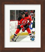 David Clarkson 2010-11 Action Fine-Art Print