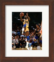 Magic Johnson 1989 Action Fine-Art Print