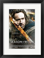 Season of the Witch Wall Poster