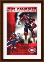 Canadiens® - Guardian 11 Wall Poster