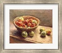 A Bowl of Apples, 1880 Fine-Art Print