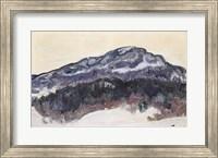 Mount Kolsaas, Norway, 1895 Fine-Art Print