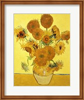 Sunflowers, 1888 yellow Fine-Art Print