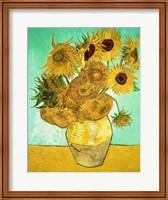 Sunflowers, 1888 Fine-Art Print