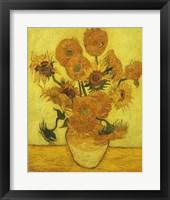Sunflowers, 1889 Fine-Art Print