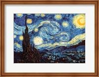 The Starry Night, June 1889 Fine-Art Print