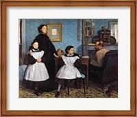 The Bellelli Family Fine-Art Print