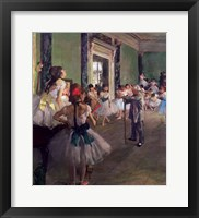 The Dancing Class Fine-Art Print
