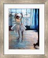 Dancer in Front of a Window Fine-Art Print