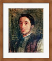 Self Portrait as a Young Man Fine-Art Print