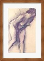 Female Standing Nude Fine-Art Print