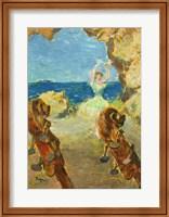 The Ballet Dancer, 1891 Fine-Art Print
