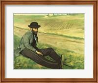 Eugene Manet Fine-Art Print