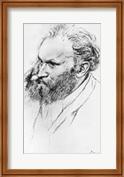 Portrait of Edouard Manet Fine-Art Print