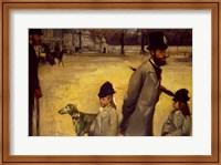 Place de la Concorde, 1875 Fine-Art Print