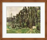 The Poplars Fine-Art Print