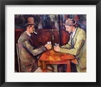 The Card Players, 1893-96 Fine-Art Print