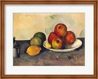 Still life with Apples, c.1890 Fine-Art Print