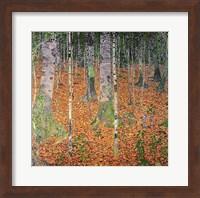 The Birch Wood, 1903 Fine-Art Print