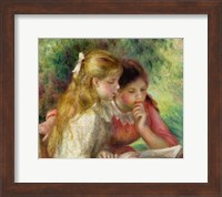 The Reading Fine-Art Print