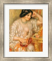 Gabrielle with Jewellery, 1910 Fine-Art Print