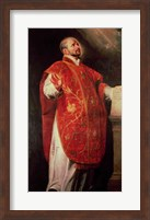 St. Ignatius of Loyola Fine-Art Print