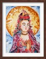 Praying Buddha Fine-Art Print
